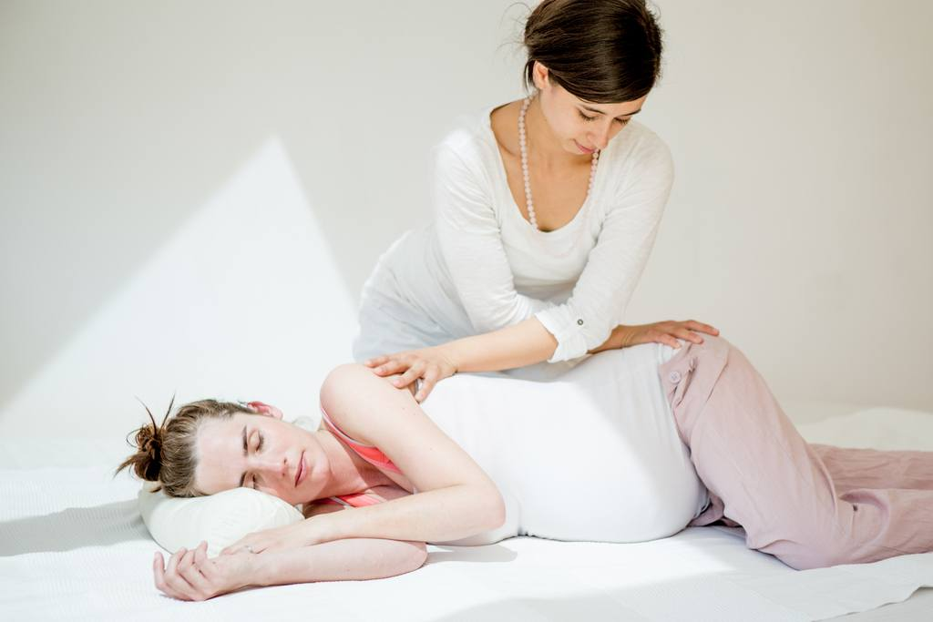 Shiatsu Schwangerschaft Wien